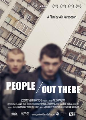 Rent People Out There (aka Cilveki tur/Lyudi tam) Online DVD Rental