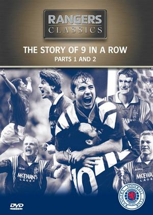 Rangers FC: The Story of 9 in a Row Online DVD Rental