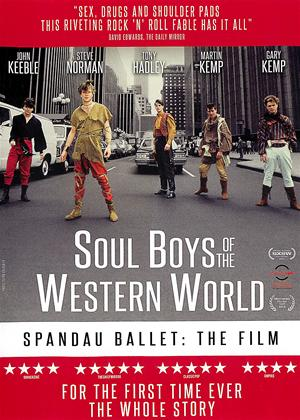 Soul Boys of the Western World Online DVD Rental