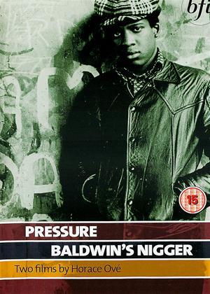 Rent Pressure / Baldwin's Nigger Online DVD Rental