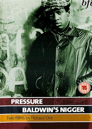 Pressure / Baldwin's Nigger Online DVD Rental
