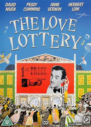The Love Lottery Online DVD Rental