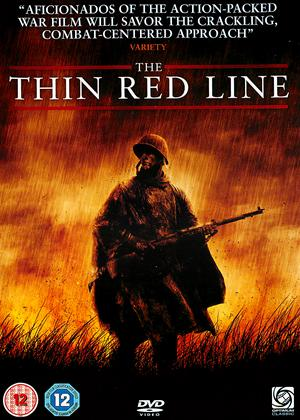 Rent The Thin Red Line Online DVD Rental