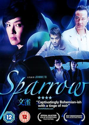 Sparrow Online DVD Rental