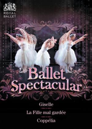 Rent Ballet Spectacular: Royal Ballet Online DVD Rental