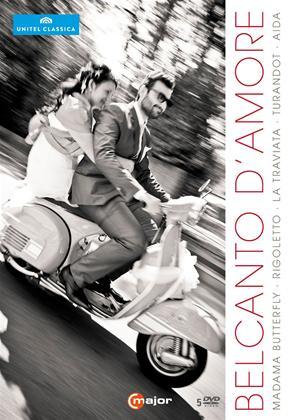 Rent Belcanto D'amore Online DVD Rental