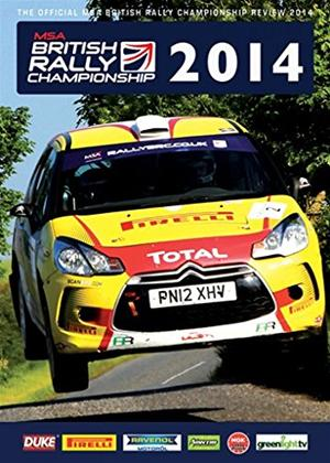 Rent British Rally Championship Review: 2014 Online DVD Rental