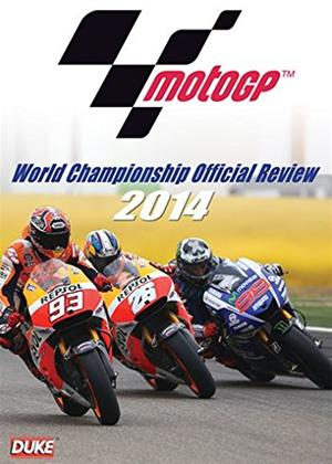 MotoGP Review: 2014 Online DVD Rental