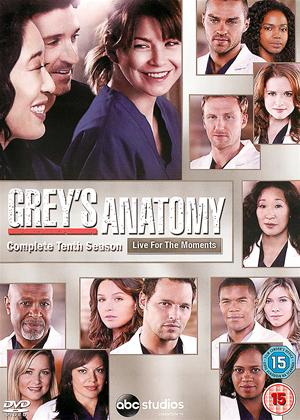 Grey's Anatomy: Series 10 Online DVD Rental