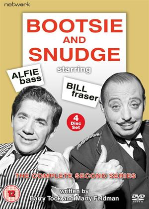 Bootsie and Snudge: Series 2 Online DVD Rental