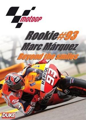 Rent MotoGP: Marc Márquez: Beyond the Smiles Online DVD Rental