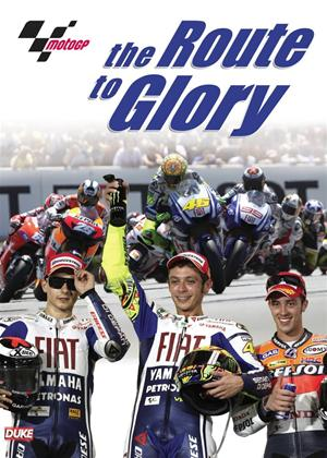 Rent MotoGP: The Route to Glory Online DVD Rental