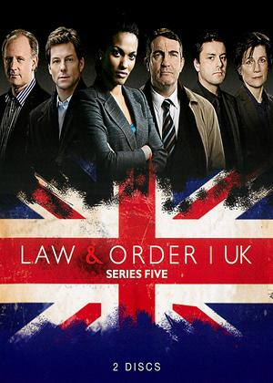Law and Order UK: Series 5 Online DVD Rental