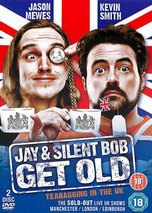 Jay and Silent Bob Get Old: Teabagging in the UK Online DVD Rental