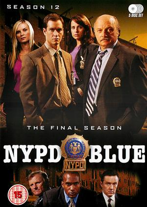 NYPD Blue: Series 12 Online DVD Rental