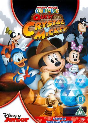 Mickey Mouse Clubhouse: Quest for the Crystal Mickey Online DVD Rental