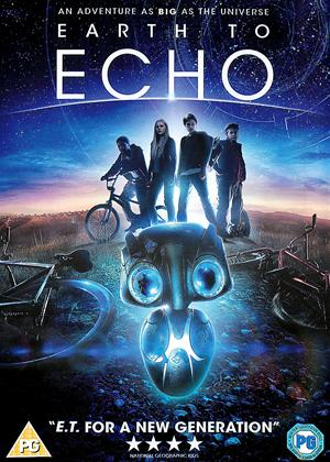Earth to Echo Online DVD Rental