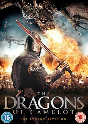 Rent The Dragons of Camelot Online DVD Rental