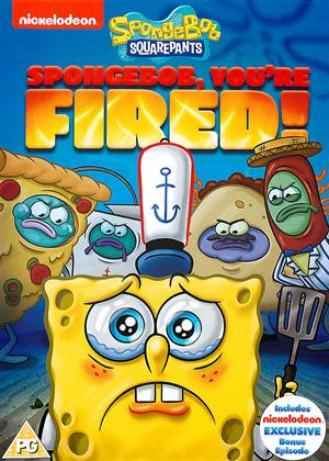SpongeBob SquarePants: SpongeBob, You're Fired! Online DVD Rental