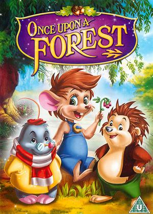 Rent Once Upon a Forest Online DVD Rental