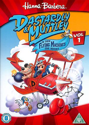 Rent Dastardly and Muttley: Vol.1 Online DVD Rental