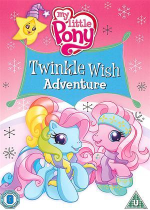 My Little Pony: Twinkle Wish Adventure Online DVD Rental