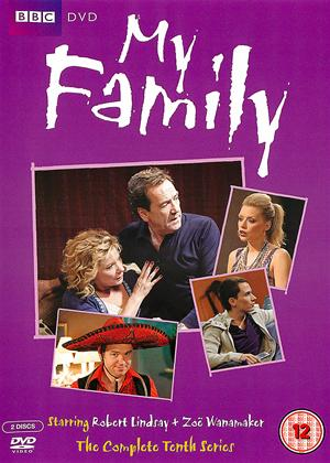 My Family: Series 10 Online DVD Rental