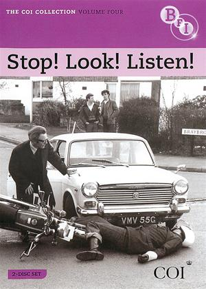 COI Collection: Vol.4: Stop! Look! Listen! Online DVD Rental