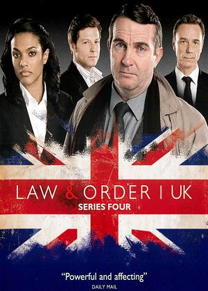 Law and Order UK: Series 4 Online DVD Rental