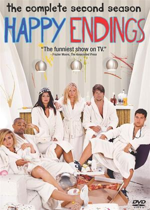 Happy Endings: Series 2 Online DVD Rental