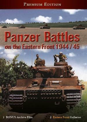 Rent Panzer Battles on the Eastern Front 1944/45 Online DVD Rental