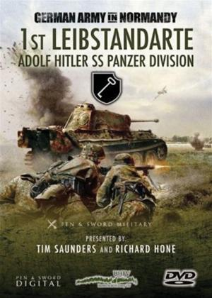 Rent 1st Leibstandarte: Adolf Hitler SS Panzer Division Online DVD Rental
