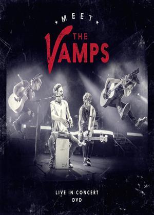 Rent The Vamps: Meet the Vamps Online DVD Rental