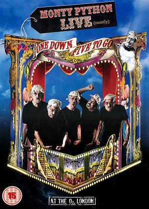 Monty Python: Live (Mostly): One Down Five to Go Online DVD Rental