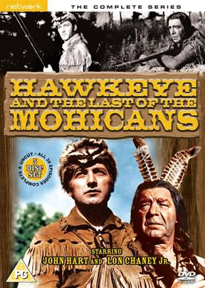 Rent Hawkeye and the Last of the Mohicans: The Complete Series Online DVD Rental