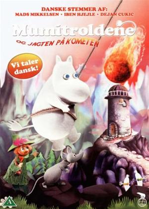 Moomins and the Comet Chase Online DVD Rental
