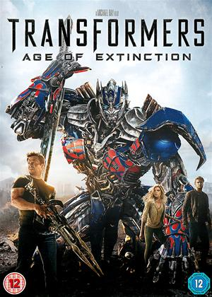 Transformers: Age of Extinction Online DVD Rental