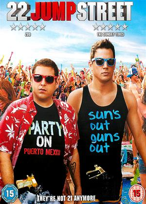 Rent 22 Jump Street Online DVD Rental