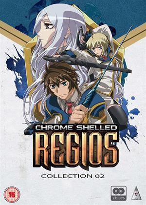 Rent Chrome Shelled Regios: Part 2 Online DVD Rental