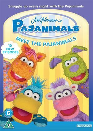 Pajanimals: Meet the Pajanimals Online DVD Rental