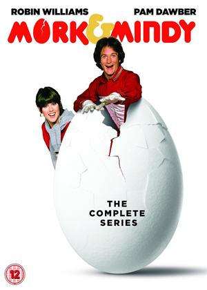 Mork and Mindy: Series 4 Online DVD Rental