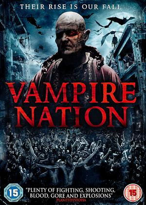 Vampire Nation Online DVD Rental