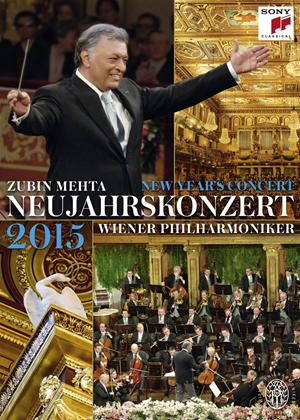 Rent New Year's Concert: 2015: Vienna Philharmonic (Barenboim) Online DVD Rental