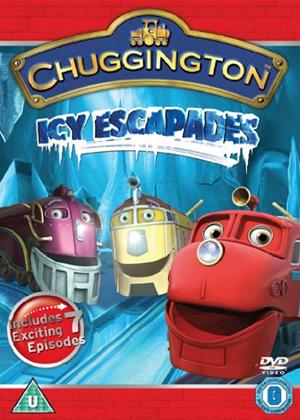 Rent Chuggington: Icy Escapades Online DVD Rental