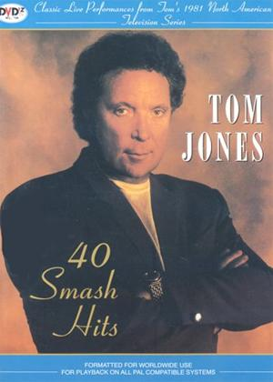 Rent Tom Jones: 40 Songs Online DVD Rental