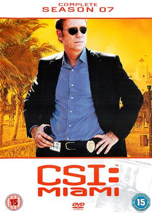 CSI Miami: Series 7 Online DVD Rental
