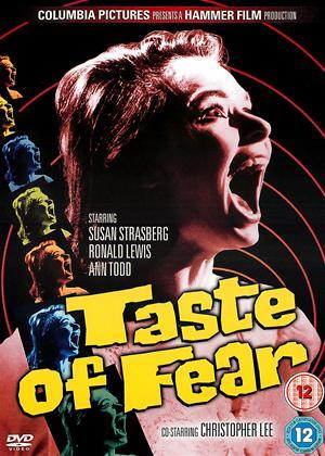 Taste of Fear Online DVD Rental