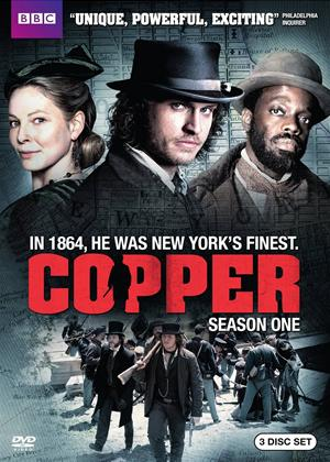Copper: Series 1 Online DVD Rental