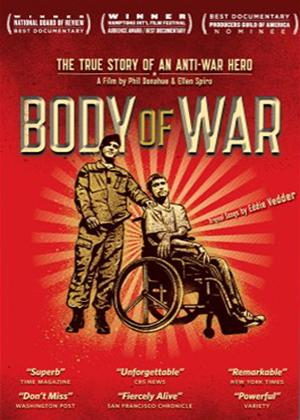 Body of War Online DVD Rental