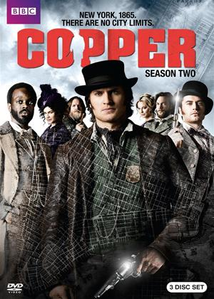 Copper: Series 2 Online DVD Rental